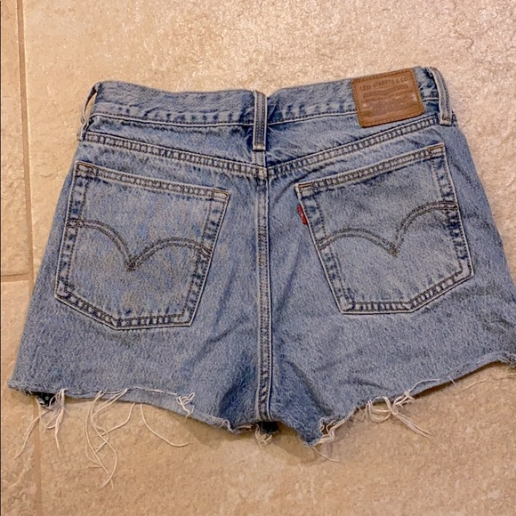 Vintage Levi's | Big E | Wedgie Shorts | Size: 28